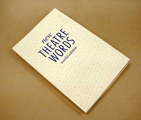 TheatreWords